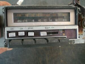 Vintage Motorola Am Fm 8 Track Stereo Cb Radio Model Ct950ax For Parts