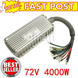 72v 4000w Electric Bicycle Brushless Motor Speed Controller For E bike