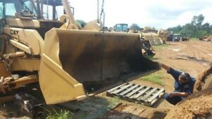 Used 9r5988 436 Loader Bucket