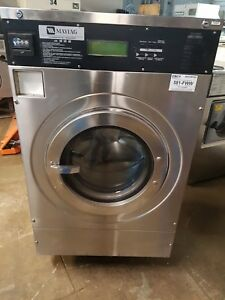 Commercial Laundry Equipment Coin Operated Washers Maytag Washer Manual Maytag40