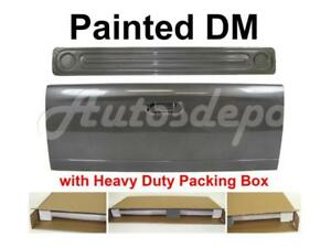 Painted Dm Mineral Gray Tailgate Liner Access Panel For Dodge Ram Pickup 2002 08