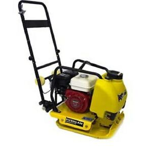 New Kushlan Products Plate Compactor With Water Tank