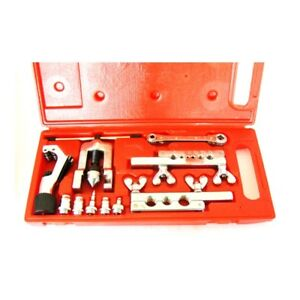 Qe Flaring swaging Tool Kit W Cutter Wrench 7 16 To 3 4 O d new