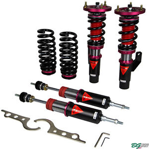 Godspeed mmx2200 awd Monomaxx Coilovers Bmw 3 series 06 11 Fully Adjustable