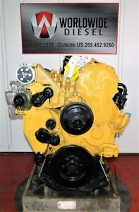 Cat C15 Bxs Diesel Engine