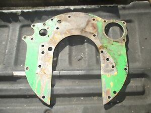 1970 6 Cylinder Oliver 1755 Diesel Farm Tractor Rear Engine Plate Free Shipping