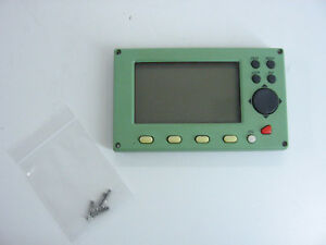 Leica Tcr400 Display 2nd Keyboard For Tps400 Total Station Pn 731634 Keypad