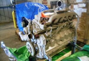 John Deere 6059t Diesel Engine 0 Miles remanufactured