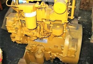 Perkins 1103c 33 Diesel Engine 57 Hp