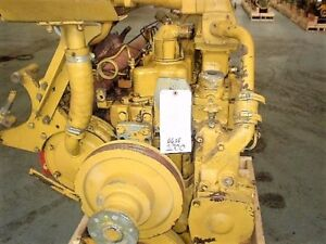 2000 Cat 3306di Diesel Engine Take Out
