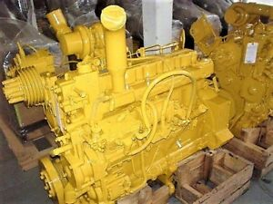 Cat 3306di Diesel Engine 300 Hp Good Used Diesel Engine