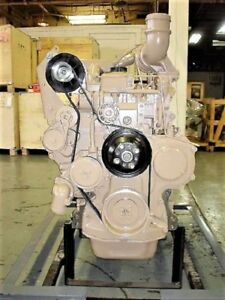 2013 John Deere 4045tf250 Mechanical Diesel Engine 125 Hp 0 Miles