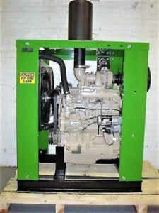 2013 John Deere 4045tf250 Mechanical Diesel Engine Power Unit 125 Hp 0 Miles