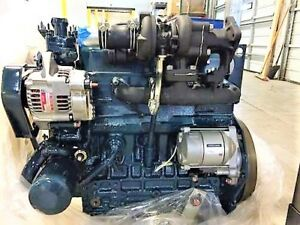 Kubota V1505t Diesel Engine 35 2 Hp 0 Miles Comes With A Two Year Warranty