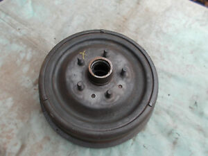 1954 1955 1956 Ford Car Front Wheel Hub With Brake Drum