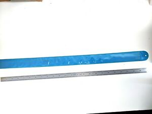 New Csi Flexible Steel Rule With Inch Graduations 24 32 64 10th 100 Usa