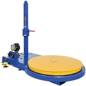 New Semi automatic Stretch Wrap Machine 54 Diameter