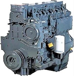 Perkins 1004 42 Diesel Engine 0 Miles One Year Unlimited Hour remanufactured