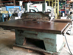 Diehl Straight Line Rip Saw