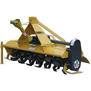 New 5 Gear Driven Rotary Tiller Implement With Adjustable Feet Category 1