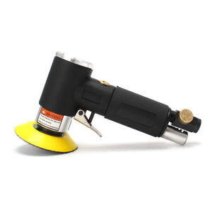 2'' 3'' Mini Orbital Air Sander Mini Polisher For Car