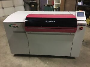 Fuji Screen 4100 Ctp Platesetter