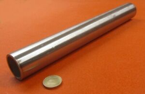 316 Stainless Steel Tube 1 1 2 Od X 1 260 Id X 120 Wall X 12 Length