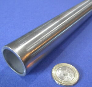 316 Stainless Steel Tube 1 1 2 Od X 1 260 Id X 120 Wall X 24 Length 1 Pcs