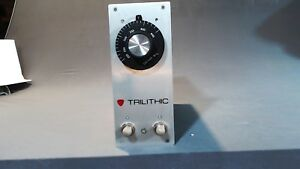 Trilithic Tunable Bandpass Filter 220 440 Mhz Vf 5 xx
