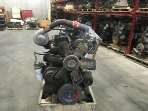 Used Mack T676 Diesel Engine All Complete And Run Tested