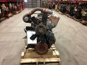 1989 Mack Used T676 Diesel Engine All Complete And Run Tested