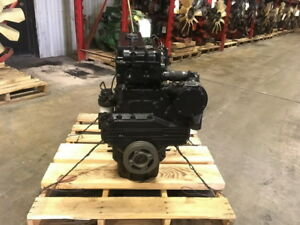 1997 Perkins 1004 4 Diesel Engine All Complete And Run Tested