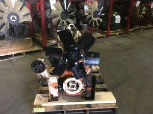John Deere 6329d Diesel Engine All Complete And Run Tested