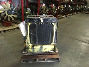 John Deere 4039t Diesel Engine With Radiator All Complete And Run Tested