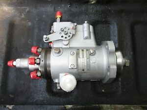 1978 John Deere 4240 Turbo Diesel Tractor Fuel Injector Injection Pump Free Ship