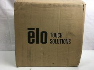 Elo Entuitive X3 15 Pos Terminal Aio Touch Computer E127236 brand New W Wty