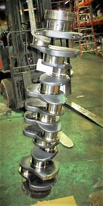 Cat 3406e 2ws Diesel Engine Crankshaft Standard standard remanufactured