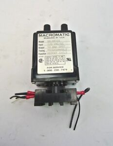 Macromatic Time Delay Relay Repeat Cycle Ss 65122