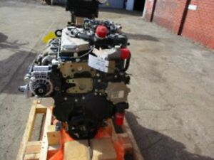 Cat C4e perkins 1104 Egr Diesel Engine 142hp All Complete And Run Tested