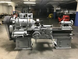 Prentice Machining Lathe 20 23 x42 Industrial Engine Lathe