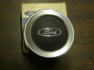 Nos Oem Ford 1967 1972 Truck Pickup Steering Wheel Horn Button 1968 1969 1970