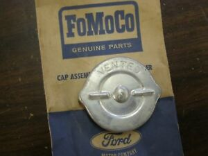 Nos Oem Ford 1965 1968 Galaxie Mercury Station Wagon Gas Cap 1966 1967 Lincoln
