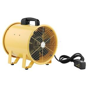 New Portable Ventilation Fan 12 Inch Diameter