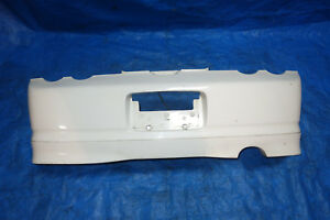 Jdm Acura Rsx Dc5 Type R Type S Base Oem Rear Bumper Cover Lip 2002 2004 Honda
