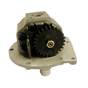 Hydraulic Pump For Ford New Holland 3900 4100 4600 Replaces 83936586 D8nn600kb