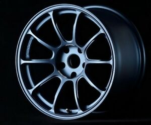 Rays Volkracing Ze40 19x8 5j 44 5x112 Matt Blue Gunmetal Set Of 4 From Japan