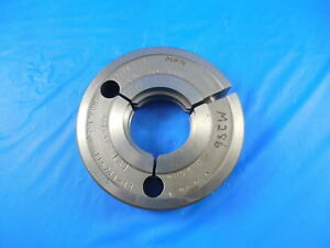1 3 8 4 Acme Special Thread Ring Gage 1 375 No Go Only P d 1 2686 Inspection