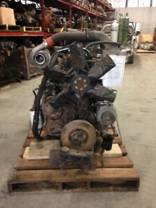 Mack Used T676 Diesel Engine All Complete And Run Tested