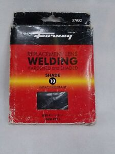 Forney Replacement Welding Lens Shade 10 57052 free Us Shipping