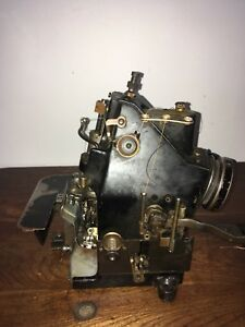 Vintage Union Special 39200b Overlock Sewing Machine